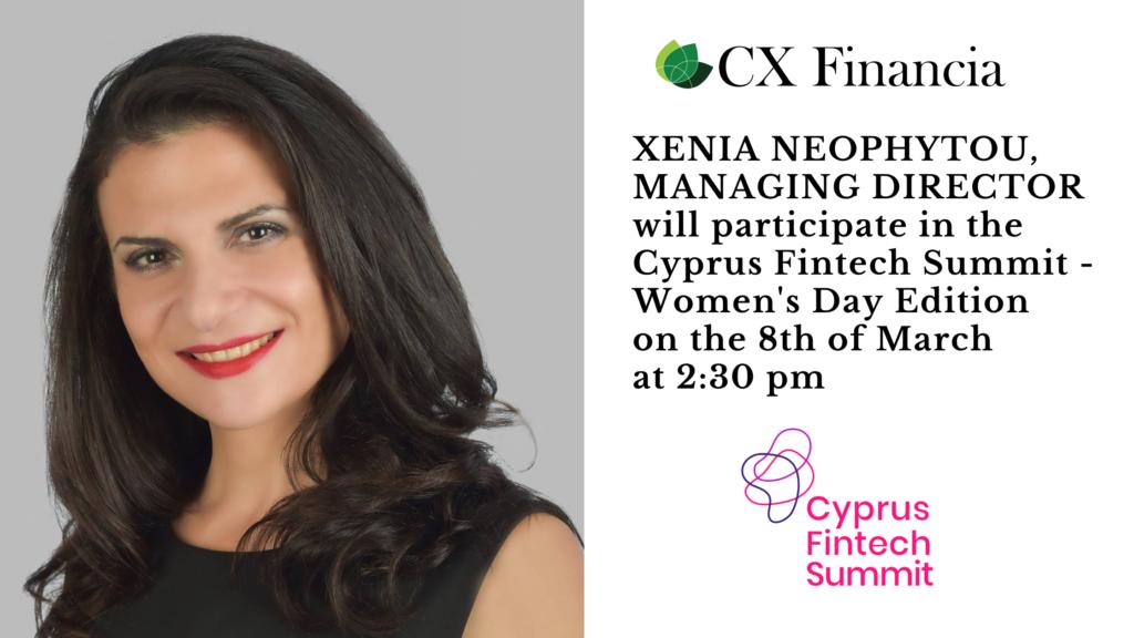 Cyprus Fintech Summit 2021