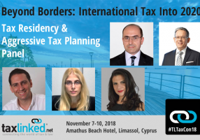 Beyond Borders - TAX event