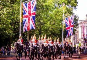 UK parade